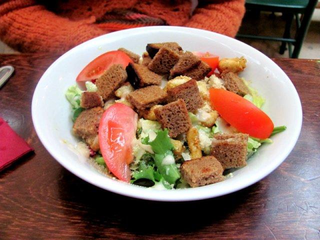 Bubamaras cēzara salāti
